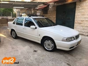מיוחדים רכב וולוו וולוו S70 (2000) למכירה מודעה 7806613 - ad FX-02