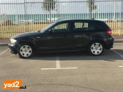 רכב במוו במוו סדרה 1 2012 למכירה מודעה 7569967 Ad