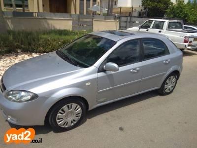 מאוד רכב שברולט שברולט אופטרה (2008) למכירה מודעה 7754895 - ad HY-61