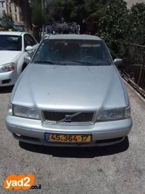 ניס רכב וולוו וולוו S70 (2000) למכירה מודעה 7806613 - ad VN-64