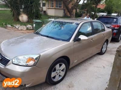 מדהים רכב שברולט שברולט מאליבו (2007) למכירה מודעה 7947541 - ad QG-24