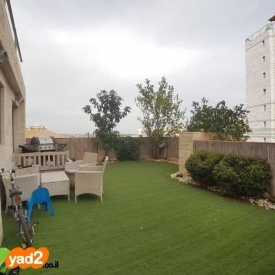 למעלה דירת גן למכירה 5 חדרים בצור יצחק נחל שילה מודעה 7243204 - ad YE-07