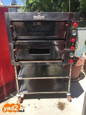 אדיר תנור פיצה איטלקי של איטלפרוני ציוד לעסקים מטבח תעשייתי יד שניה - ad CC-77