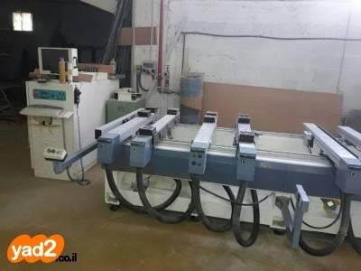 בנפט מכונת CNC כלי עבודה כלים לנגרות יד שניה - ad DV-57
