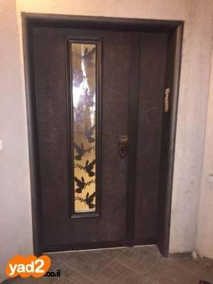 מיוחדים דלת כניסה מעוצבת עם כנף ריהוט דלתות יד שניה - ad SL-22