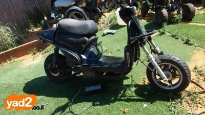 נפלאות אופניים בצורת אופנוע 72 חשמליים יד שניה - ad SX-31