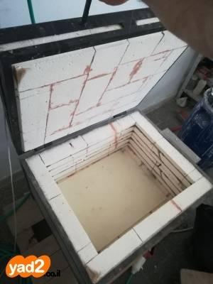 מעולה תנור קרמיקה תא שריפה 56×45 אומנות ציוד לאומנות יד שניה - ad WK-01