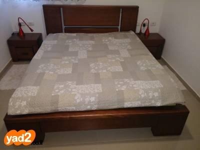 עדכון מעודכן חדר שינה מעץ מלא בצבע ריהוט חדרי יד שניה - ad MH-91