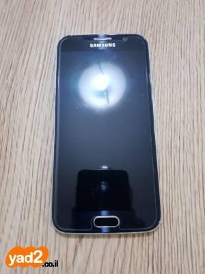 מדהים גלקסי אס 6 64 ג'יגה סלולרי מכשיר Samsung Galaxy S6 יד שניה - ad DI-97