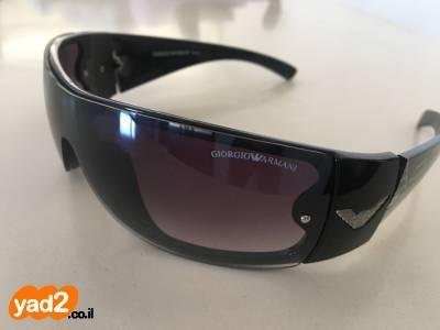 מאוד למכירה משקפי שמש של ג׳ורג׳יו ביגוד ואביזרים יד שניה - ad UO-35