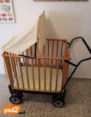 משהו רציני עגלול חדש לגמרי לתינוק ולילד מיטות ולולים יד שניה - ad FX-24