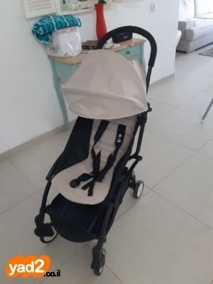 צעיר עגלת יויו פלוס החדשה נקנתה לתינוק ולילד עגלות ועגלות טיול יד שניה - ad KA-39