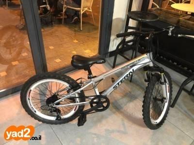 מפוארת אופני הרים לילדים שישה הילוכים אופניים יד שניה - ad MC-91
