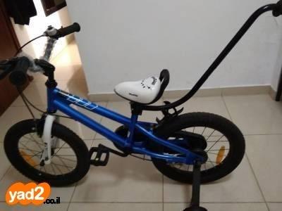 מדהים אופני ילדים כולל גלגלי עזר אופניים יד שניה - ad MR-03